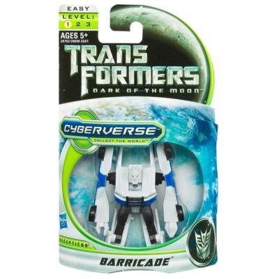 Barricade Cyberverse-Barricade-Packaging
