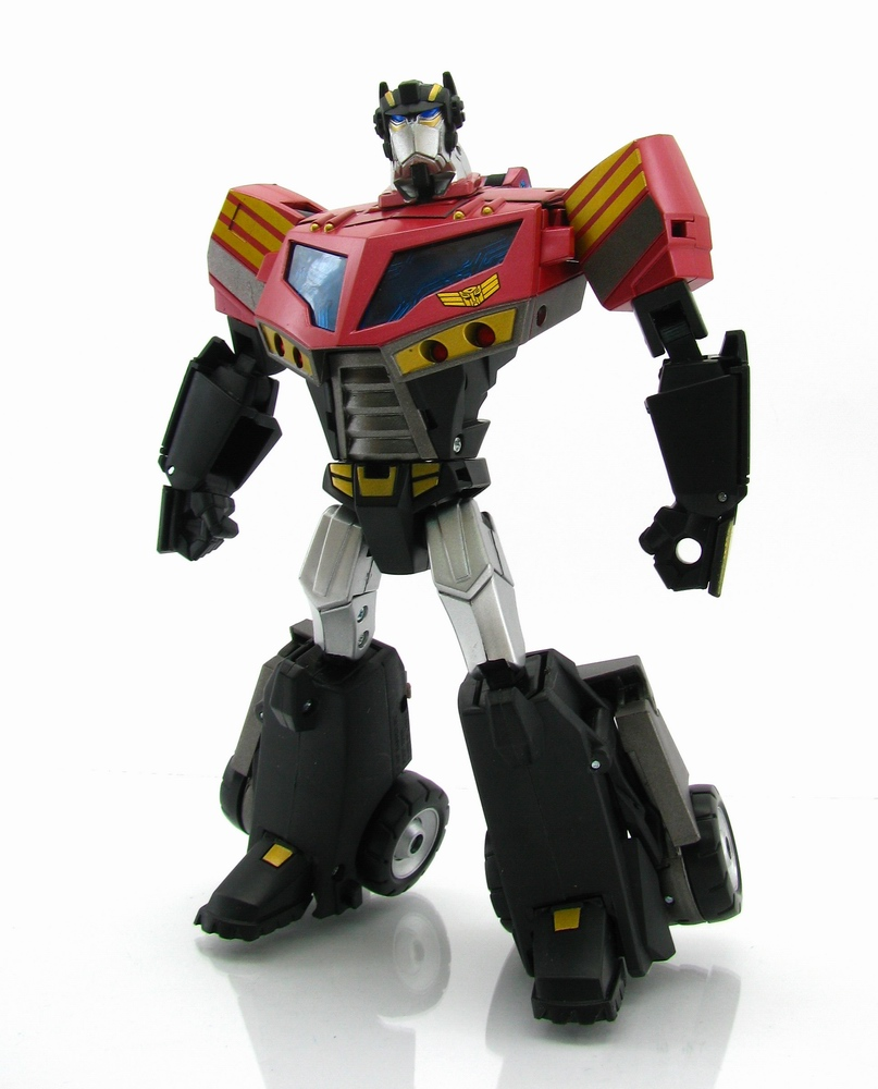 Optimus Prime (Elite Guard) Image