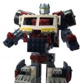 Energon Optimus Prime Robot