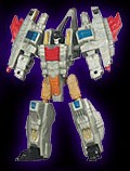 Starscream (Evolutions, Cybertronian) Image