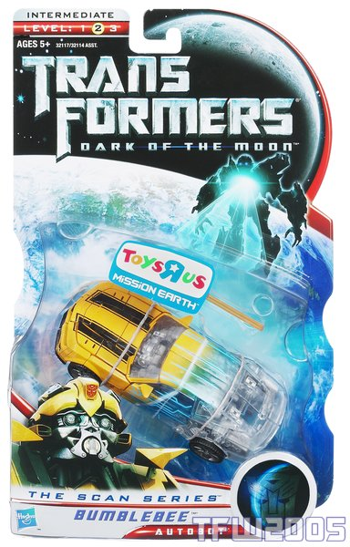 Bumblebee (Scan Series) TF-DOTM-Scan-Series-Bumblebee-Packaging