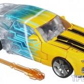 TF DOTM Scan Series Bumblebee Vehicle