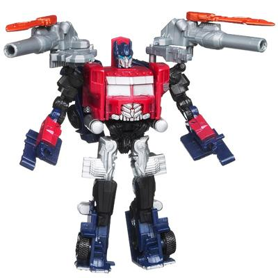 Optimus Prime (Battle Steel) Image