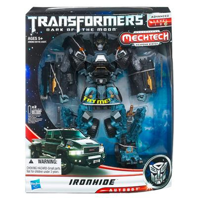 Ironhide (Leader) Ironhide-Box