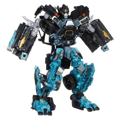 Ironhide (Leader) Ironhide-Robot