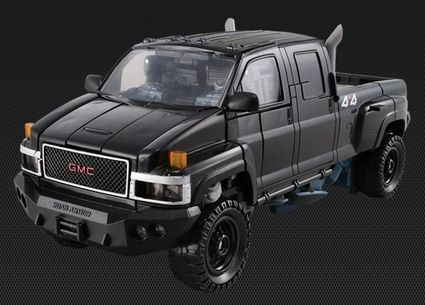 Ironhide (Leader) Ultimate-Ironhide-Truck-1