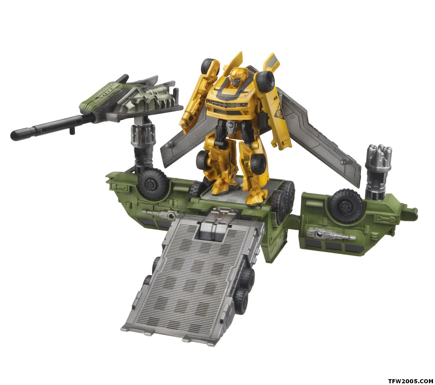 Bumblebee Mobile Battle Bunker Image
