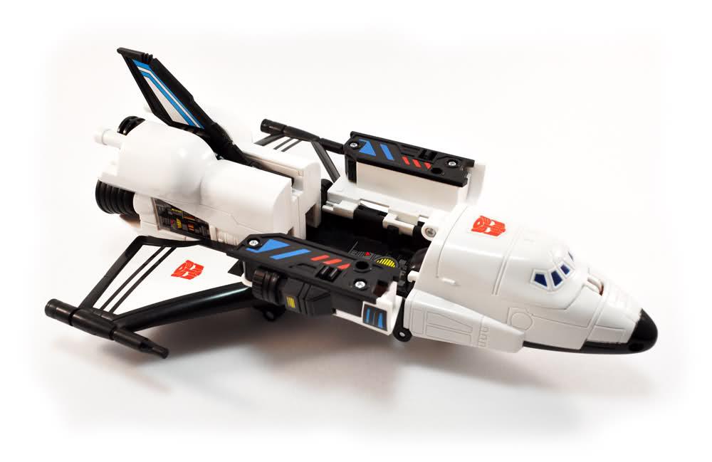 autobot space shuttle - photo #45