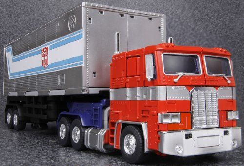 Convoy Version 2.0 with Spike Masterpiece-Convoy-20-Truck