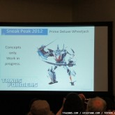 Prime Wheeljack Robot