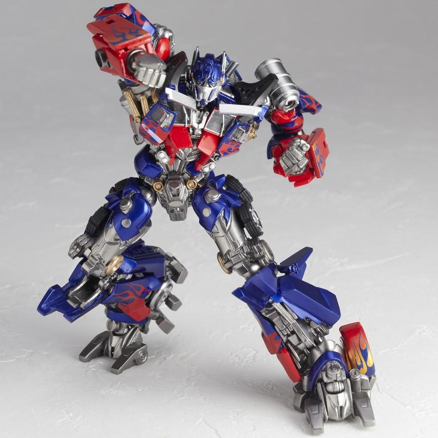optimus prime movie transformers toys tfw2005