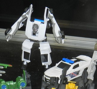 Barricade (Cybertronian Warriors) Image