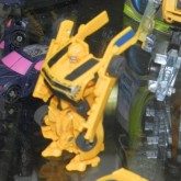 Cybertronian Warriors Bumblebee