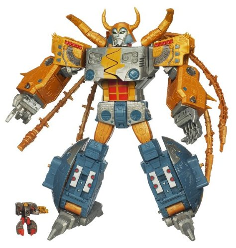 Unicron with Kranix (Amazon Exclusive) Image