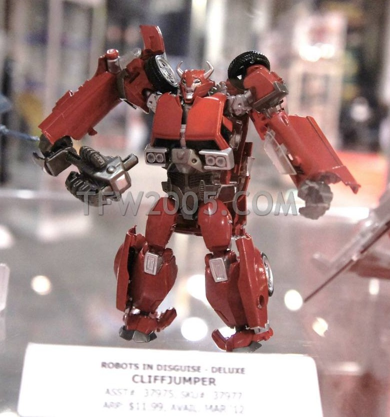 Cliffjumper Cliffjumper