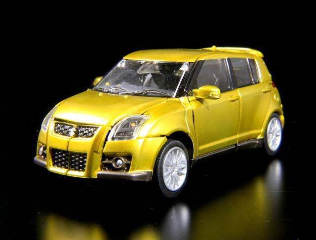 Goldbug - Suzuki Swift Sport Goldbug-Car