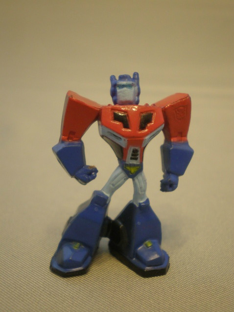 Optimus Prime (BIP Candy Toy) Image