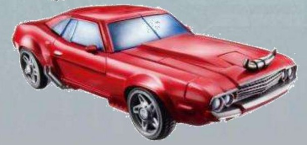 Cliffjumper Cliffjumper-Car