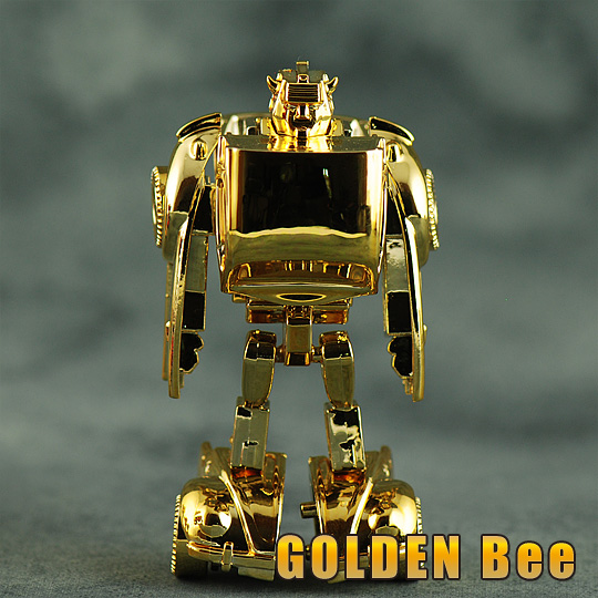 Bee (Golden) Image