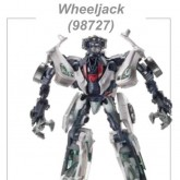 Movie Trilogy Wheeljack