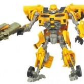 Streetside Bot Brawl Bumblebee Robot