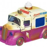 High Speed Spy Skids  Mudflap Ice Cream Truck
