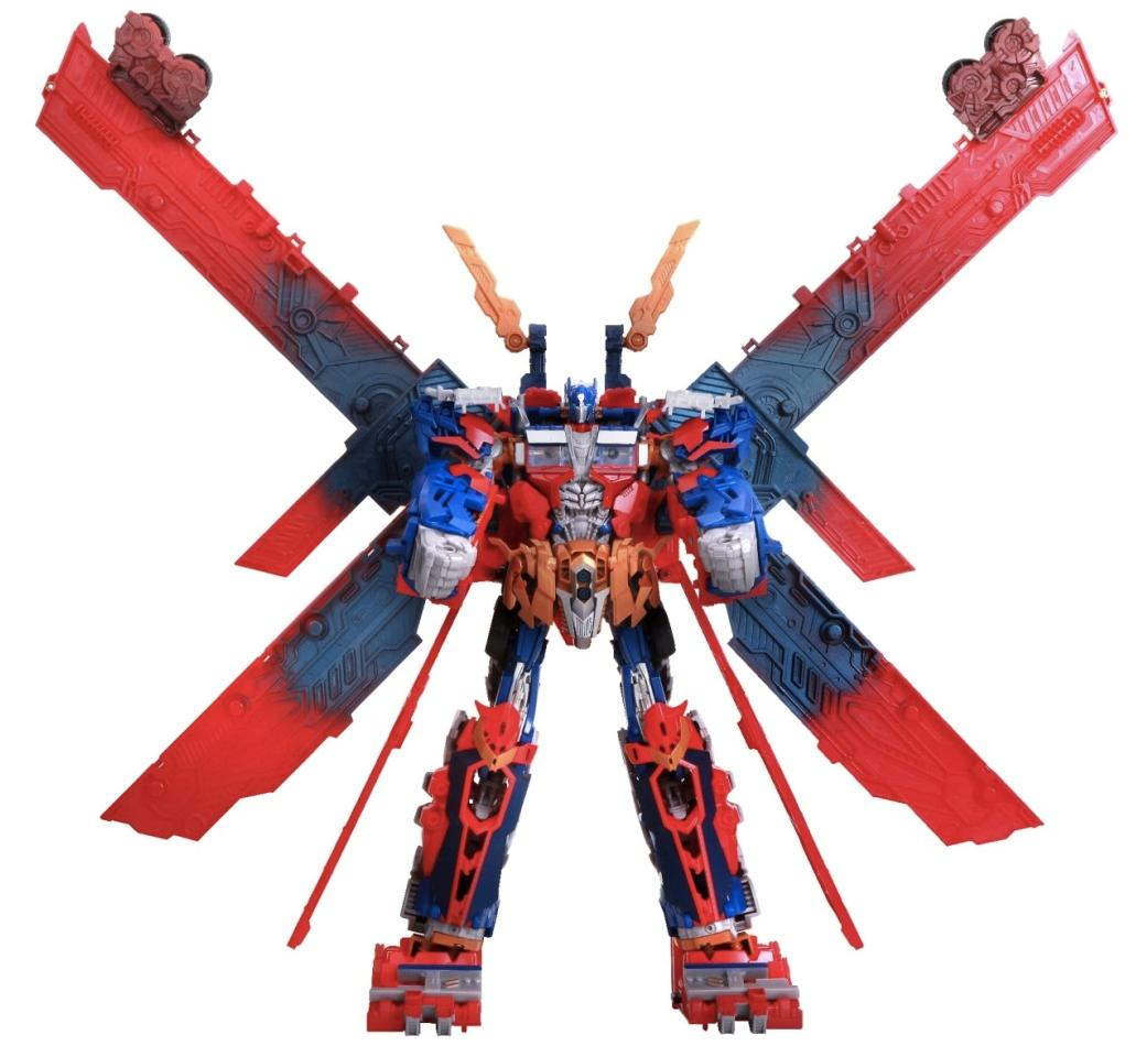 Optimus Prime (Ultimate, Year of the Dragon Edition) Optimus-Prime-Year-of-the-Dragon-Robot-Mode