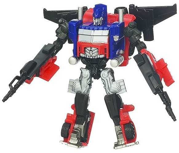 Optimus Prime (Ultimate Gift Set) Image