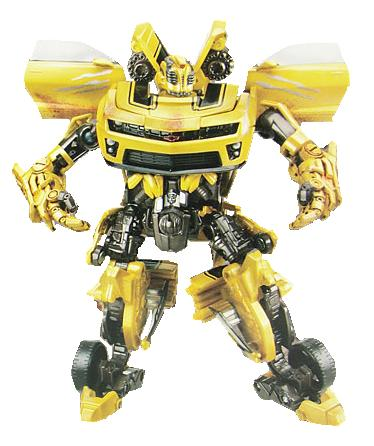 Bumblebee (Rampage Among the Ruins) Image