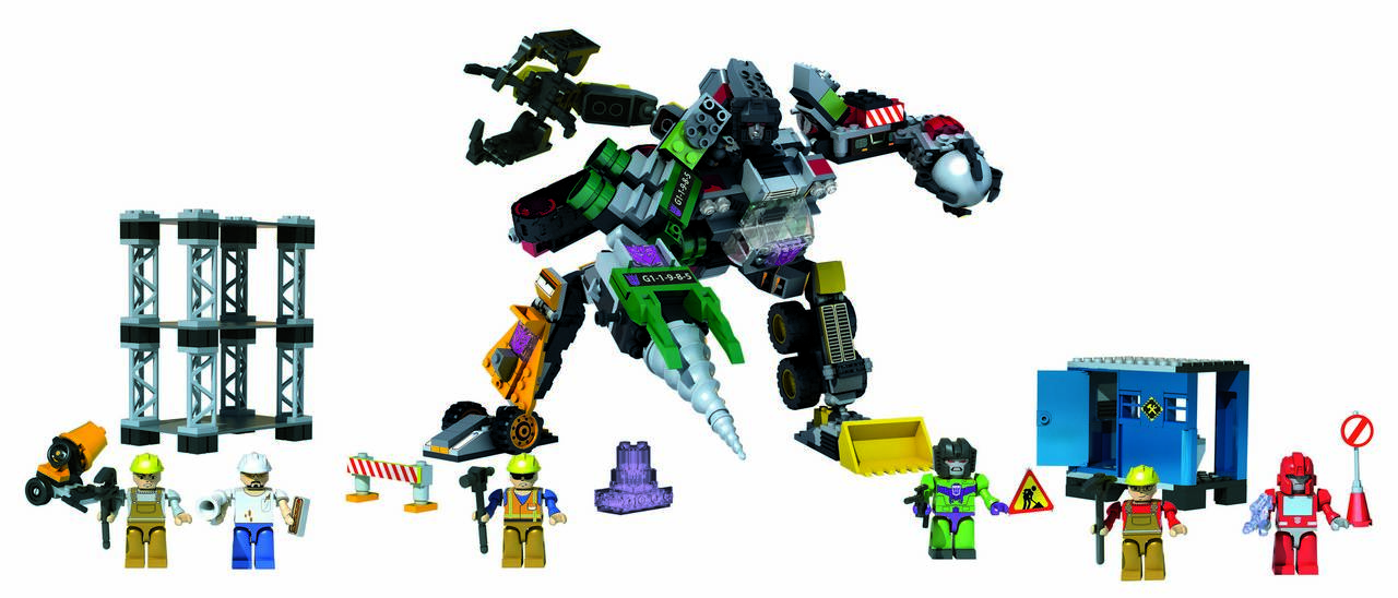Devastator (Destruction Site) KREO-TRANSFORMERS-DEVASTATOR-36951