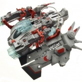 TF Cyberverse Vehicle Wheeljack Spaceship 38001