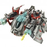 TF Cyberverse Vehicle Wheeljack Spaceship with figure 38001