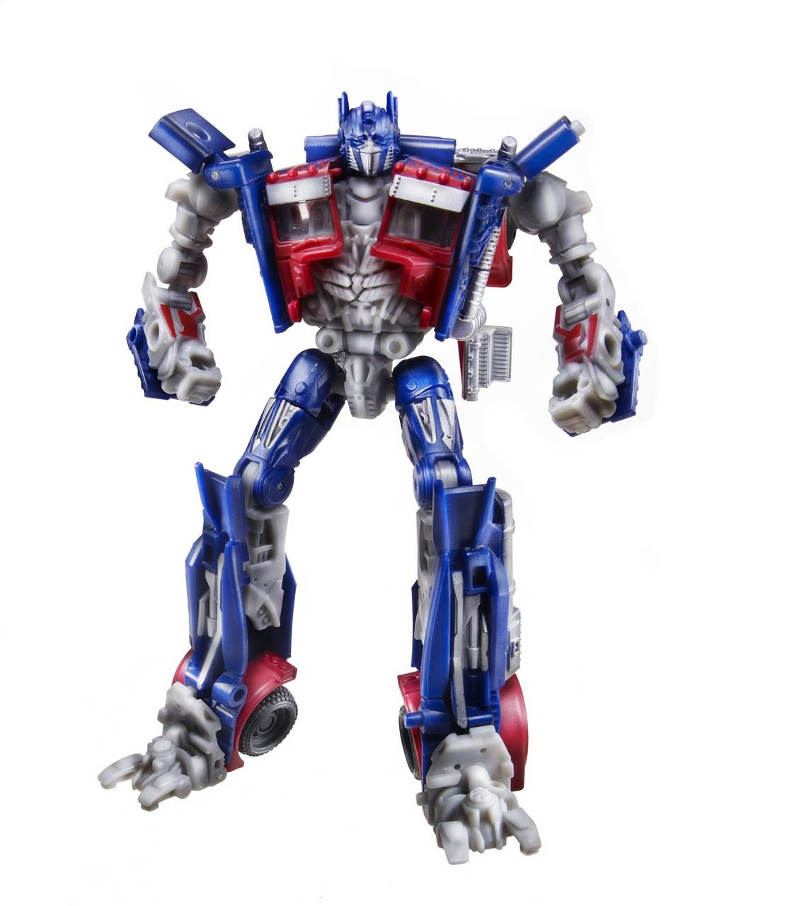 Optimus Prime with Trailer (Movie Trilogy) TF-Movie-All-Star-Optimus-w_trailer-robot-38840