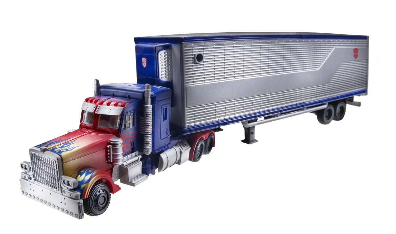 Optimus Prime with Trailer (Movie Trilogy) TF-Movie-All-Star-Optimus-w_trailer-vehicle-38840