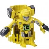 TRANSFORMERS BOTSHOTS BUMBLEBEE robot 37664 BB robot angle
