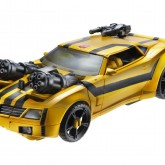 Transformers Prime Weaponizers Bumblebee Bumblebee vehicle battle mode 38286