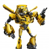 Transformers Prime Weaponizers Bumblebee Robot battle mode 38286