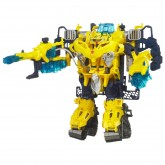 Bumblebee Battle Suit Robot 1