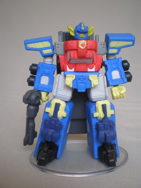 Convoy (Micron Legend Super Mode) Image