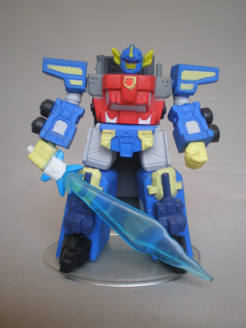 Convoy (Micron Legend Super Mode with Star Saber) Image