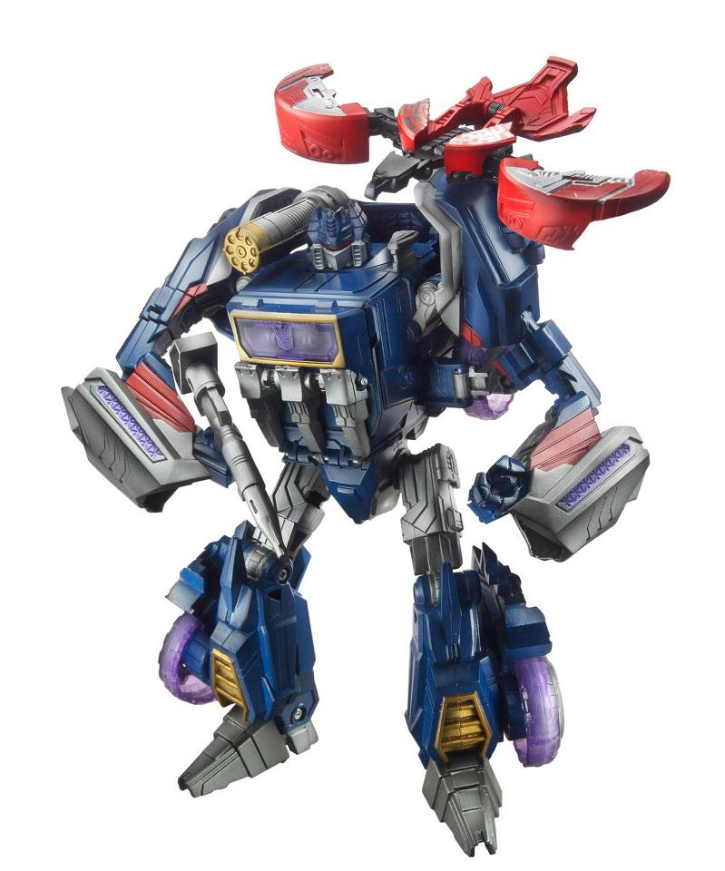 Soundwave - Transformers Toys - TFW2005