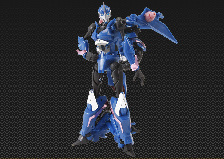 Arcee with A.R.C. Image
