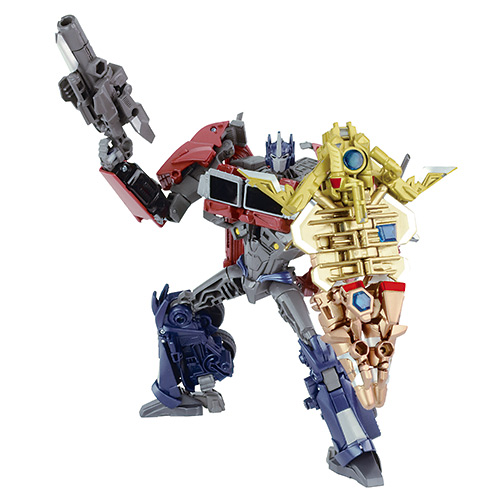 Optimus Prime (Battle Shield) Image