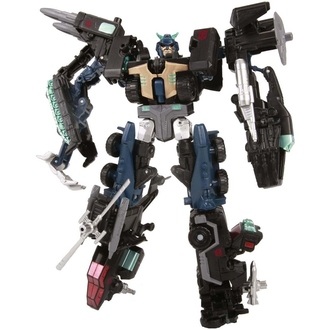 Assault Master Prime Mode Image
