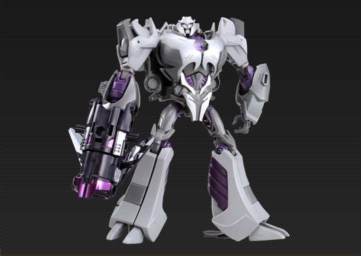 Megatron with Gora Image