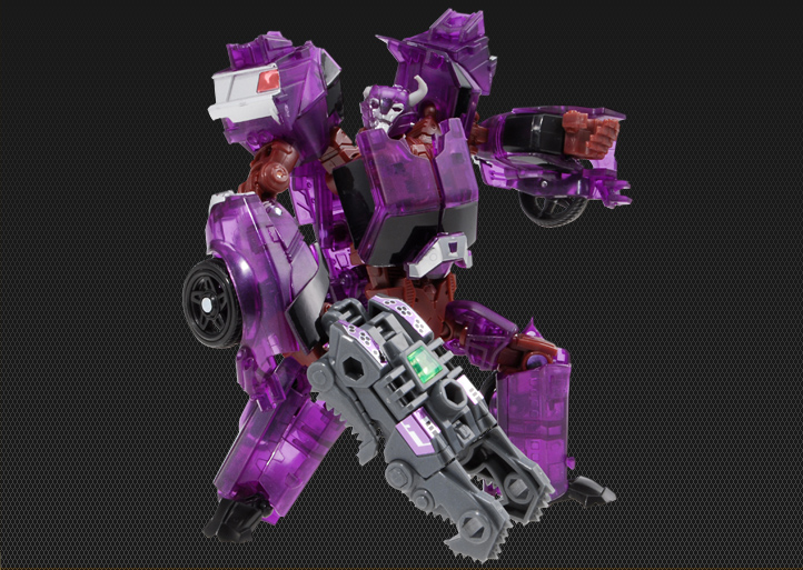 Cliffjumper (Terrorcon) with Jida Image