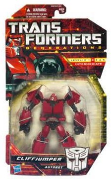 Cliffjumper Cliffjumper-Carded