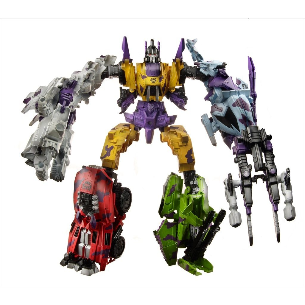 decepticon bruticus generation 2 20122013 fall of