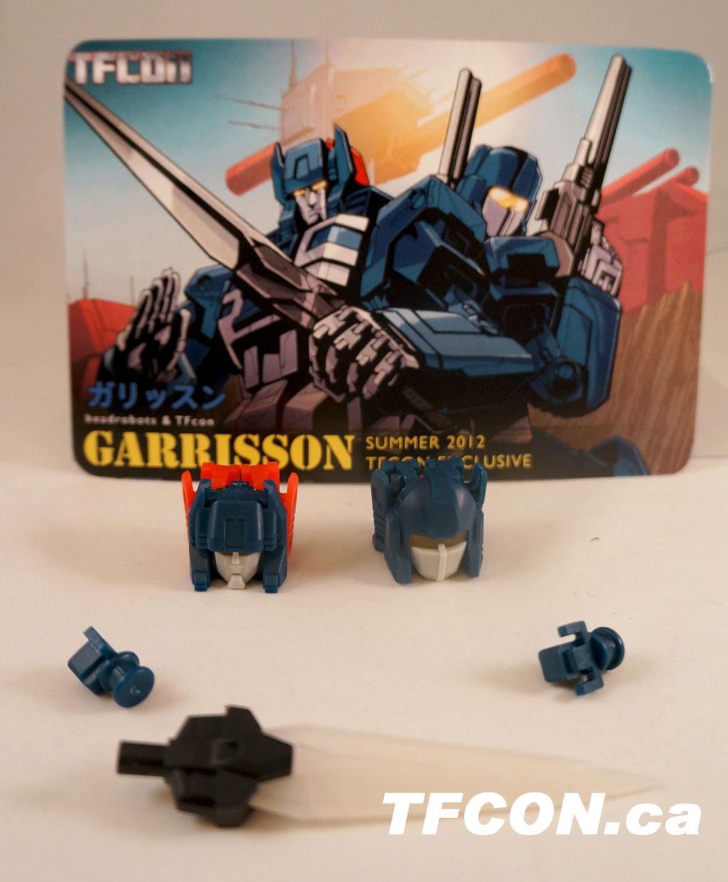Garrison (TFcon 2012 exclusive) Garrision