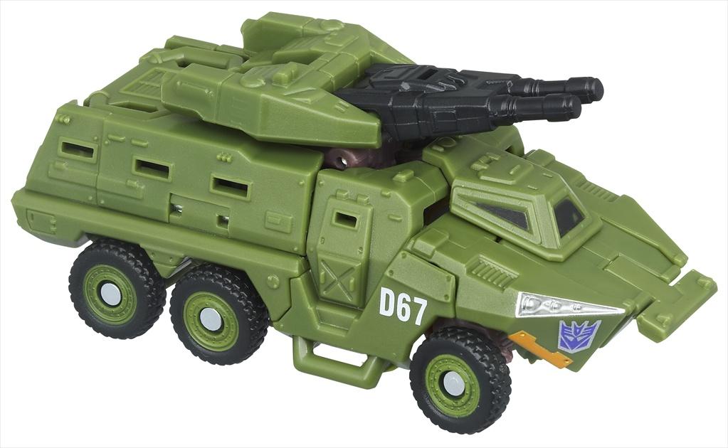 Transformers Brawl Toy